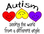 Autism, Seeing The World From A Different