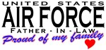 Proud United States Air Force Father-in-Law