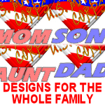Marine Corps Love Proud Family T-shirts & Gifts