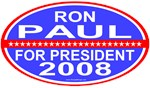 Ron Paul For President 2008 T-shirts & Gifts