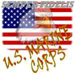 American Eagle USMC T-shirts and Gifts