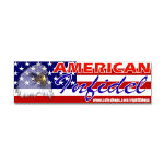 American Patriotic Bumper Stickers