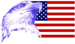 American Eagle USA T-shirts, Apparel and Gifts