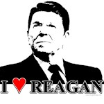 I Heart Ronald Reagan T-shirts & Gifts