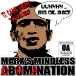 Obamastein (Obamanation) Big Oil T-shirts & Gifts