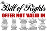 Bill of Rights (offer not valid)