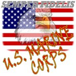 USMC Semper Fidelis Pro Military Gifts
