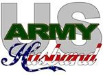 US Army Husband Stars & Stripes
