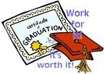 Graduation - It's Worth It!