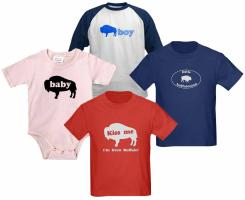 Buffalo Baby/Kids Designs