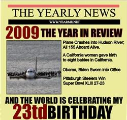 23th birthday