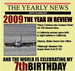7 birthday