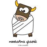 moohatma ghandi