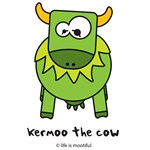 kermoo the cow