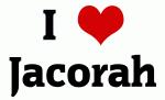 I Love Jacorah