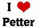 I Love Petter