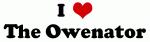 I Love The Owenator