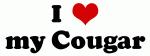I Love my Cougar