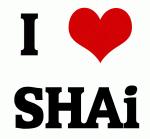I Love SHAi