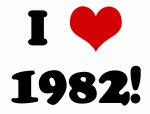 I Love 1982!
