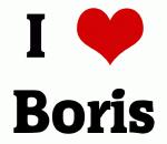 I Love Boris