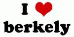I Love berkely