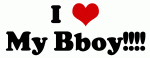 I Love My Bboy!!!!