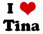 I Love Tina