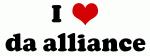 I Love da alliance