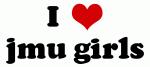I Love jmu girls