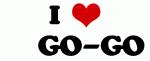 I Love      GO-GO