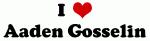I Love Aaden Gosselin