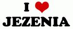 I Love JEZENIA