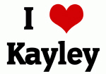 I Love Kayley