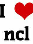 I Love ncl