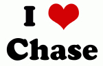 I Love Chase