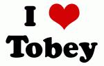 I Love Tobey
