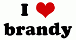 I Love brandy
