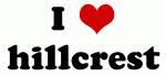 I Love hillcrest