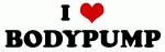 I Love BODYPUMP