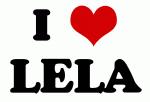I Love LELA