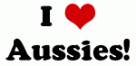 I Love Aussies!