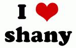 I Love shany