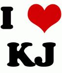 I Love KJ