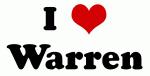 I Love Warren