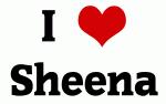I Love Sheena