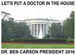 Dr. Ben Carson in the house
