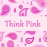 Think Pink Ribbon
