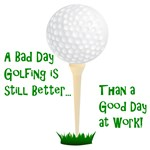 A Bad Day of Golf