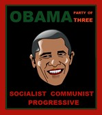 Obama Socialist Communist Progressive